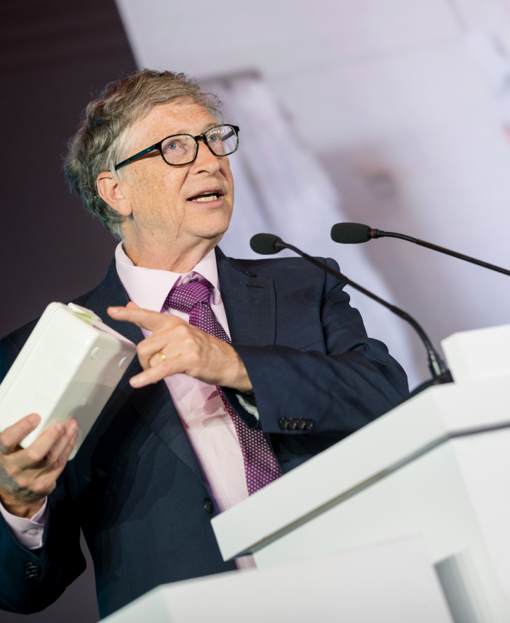 Bill Gates Remarks on the 10th Anniversary of Partnership with China on Tuberculosis Control